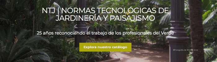 La Fundació de la Jardineria i el Paisatge renueva su página web