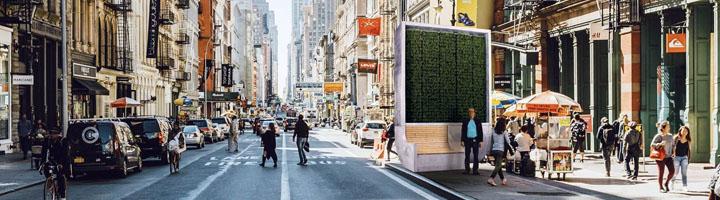 Cuatro innovaciones para limpiar el aire de nuestras ciudades