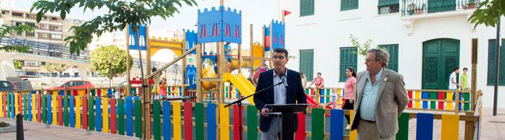 La Diputación de Valencia construye el parque infantil reclamado históricamente por los vecinos y vecinas de El Perelló