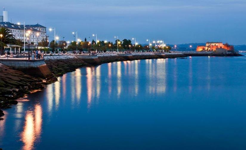 A Coruña se une a la iniciativa Slowlight, para un alumbrado público sostenible