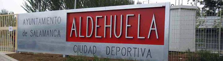 Salamanca ultima los trámites para la recepción de las obras de la Ciudad Deportiva de la Aldehuela