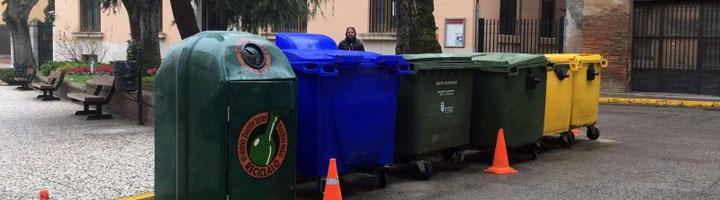 Calatayud pone en marcha un programa piloto de reciclaje en el casco antiguo