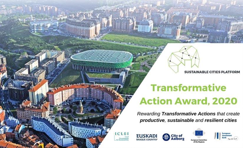 Abierta la convocatoria del Premio a la Acción Transformadora 2020