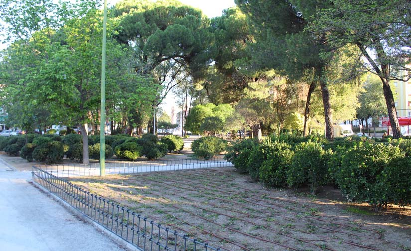 Abierto el Parque de los Pinos de Alcalá de Henares tras concluir su rehabilitación