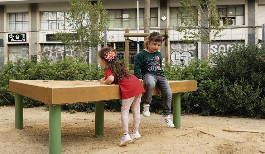 Accesibilidad  e inclusión: un must en los nuevos parques infantiles en España