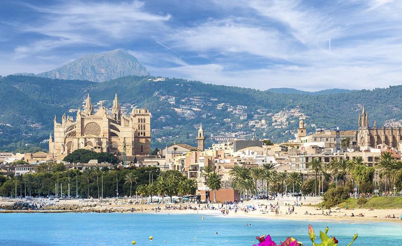 ACCIONA inicia la gestión de las zonas verdes del distrito de Levante de Palma de Mallorca
