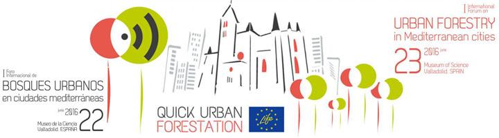 Valladolid acogerá el I Foro Internacional de Bosques Urbanos (Urban Forestry) en ciudades mediterráneas