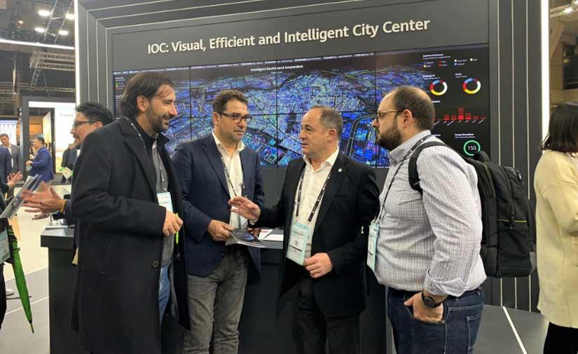 Albacete aprovechó la Smart City Expo World Congress para contrastar proyectos e iniciativas de ciudad inteligente