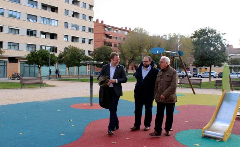 Albacete renovará sus parques infantiles incorporando pavimento sintético
