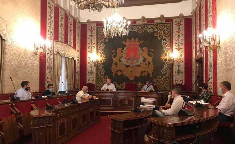 Alicante refuerza el contrato de mantenimiento de zonas verdes con 1,2 millones de euros