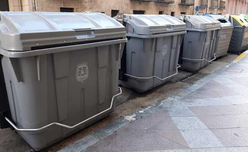 Alicante sustituye 1.100 contenedores para mejorar la recogida
