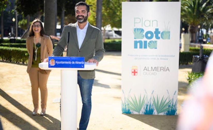 Almería activa el 'Plan Botania' con más de treinta acciones sostenibles