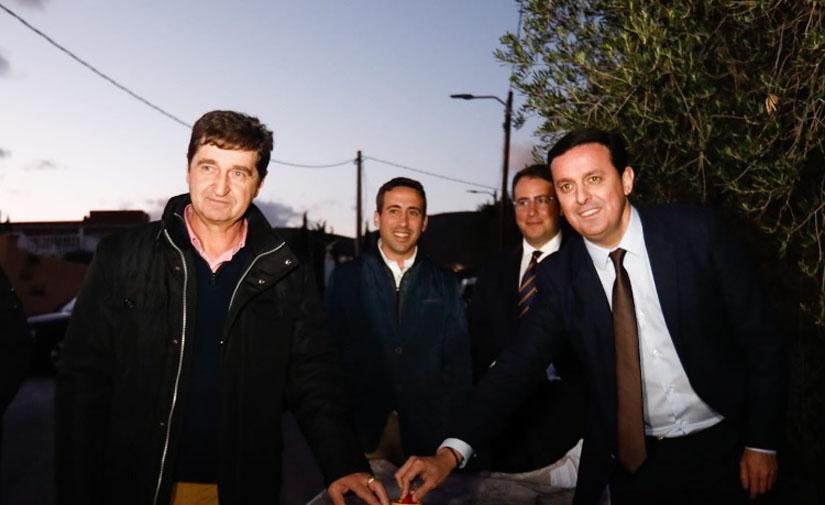 Almería ha mejorado el alumbrado público de 32 municipios con 16 millones de euros