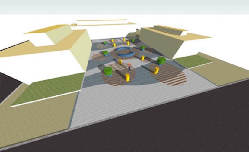 Almería renovará la Plaza de la Almadraba de Monteleva gracias a la inversión de casi 120.000 euros