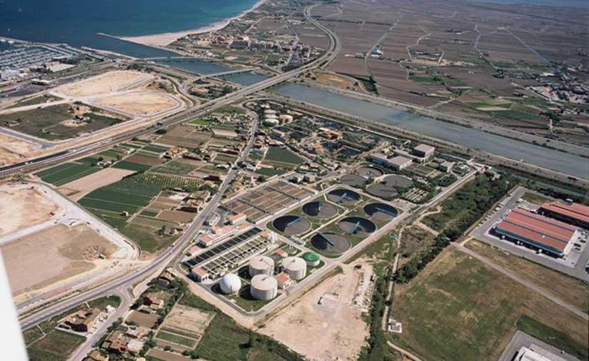 Almoradí contará con nueva depuradora gracias a la obra de 20 millones impulsada por la Conselleria de Transición Ecológica