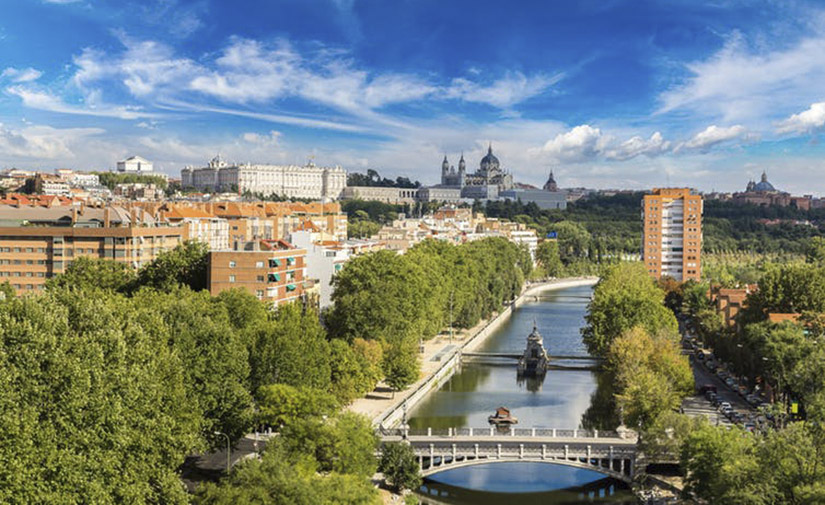 Análisis de las políticas de espacios verdes en Madrid