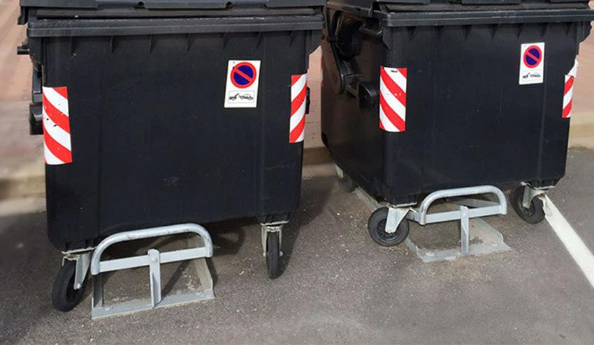 Anclaje para contenedores de basura: una solución de sujeción y protección en contenedores