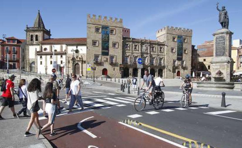 Aprobada la nueva Ordenanza de Movilidad Sostenible de Gijón