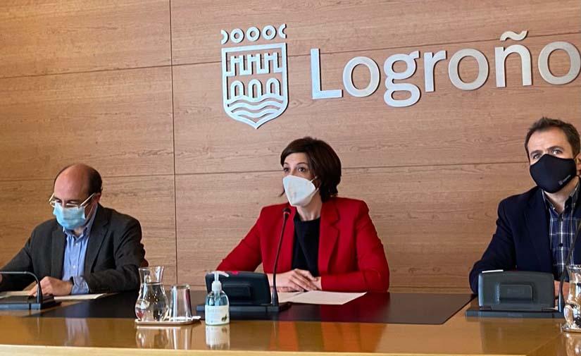Aprobado el convenio y da luz verde al Ayuntamiento de Logroño para licitar el cruce de Vara de Rey con Duques de Nájera