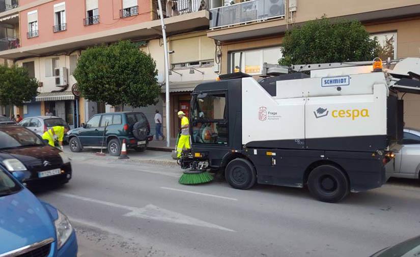 Aprobado el nuevo pliego de limpieza viaria en Fraga
