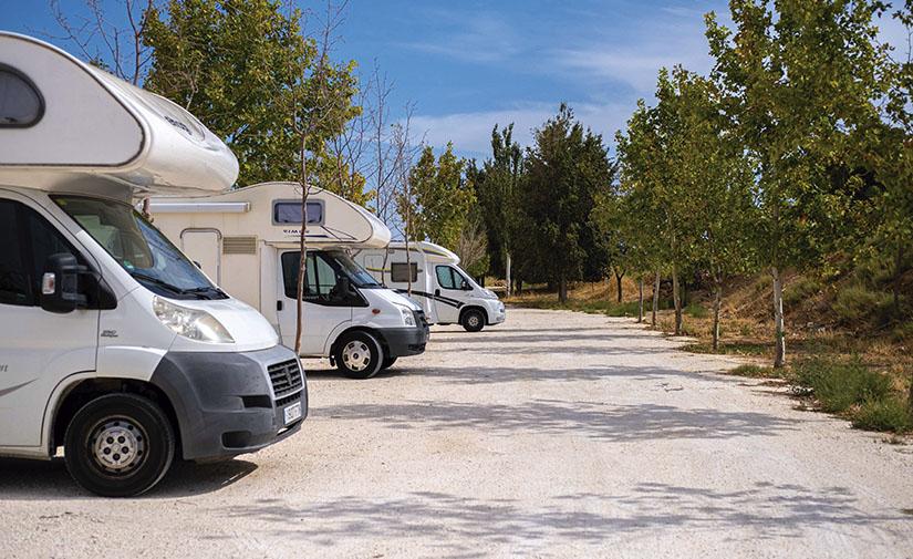 Área13: espacios para autocaravanas, el ocio en expansión