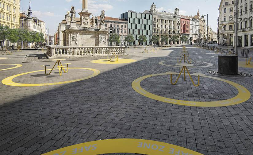 Así se las ingenian las grandes ciudades para diseñar el mundo pos-COVID-19