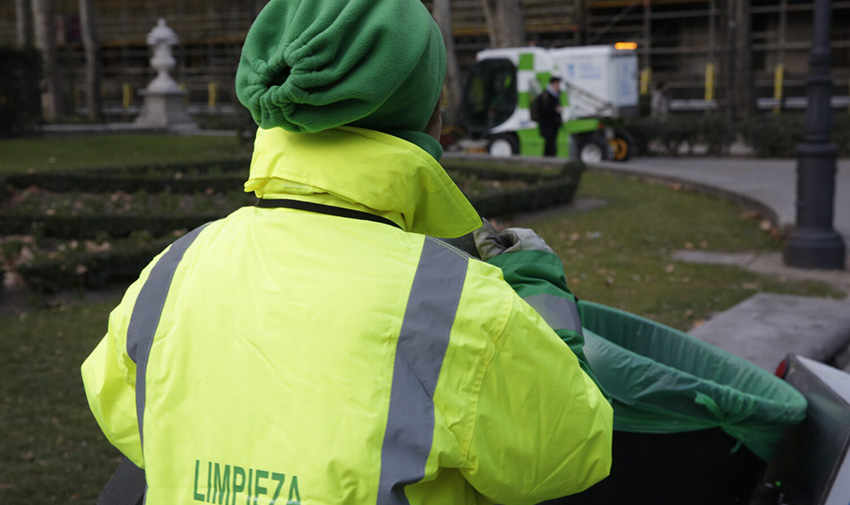 Así será el nuevo servicio de limpieza viaria de Madrid: más trabajadores, más medios mecánicos y un 45% más de presupuesto