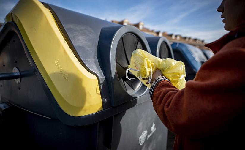Aumenta el compromiso ciudadano con el medio ambiente: el reciclaje de envases crece un 8% en 2019