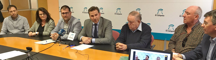 La Diputación de Alicante subvencionará con 291.000 euros la renovación del alumbrado público de El Campello