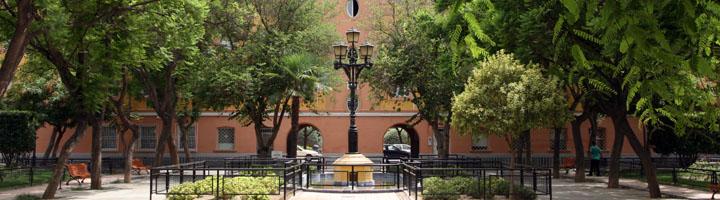 El Jardín de la Paz de El Palmar (Múrcia) tendrá un alumbrado más eficiente y menos contaminante