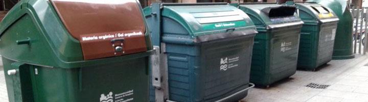 En 2017 la Mancomunidad de la Comarca de Pamplona recuperó 52.246 toneladas de residuos, un 1,52% más que en el año anterior