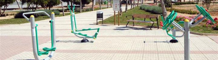 Torre-Pacheco fomenta el deporte en la calle a través de los parques biosaludables