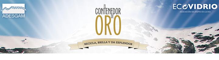 Ecovidrio y ADESGAM conceden a Becerril de la Sierra