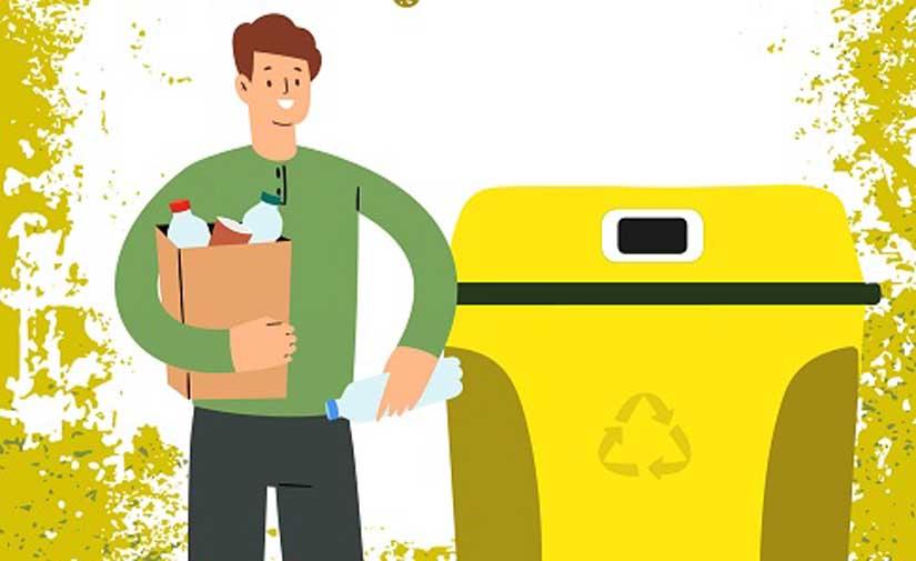 Baja la producción de residuos en los concellos adscritos a Sogama y continúa al alza el reciclaje de envases