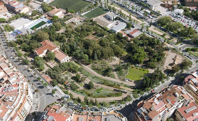 Barcelona gana un nuevo parque de 3,6 hectáreas con la apertura de los jardines del Doctor Pla y Armengol