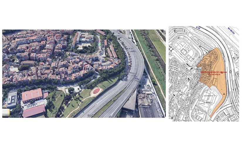 Barcelona impulsa la regeneración urbana del barrio de Trinitat Vella