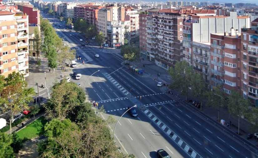 Barcelona será más verde y más apta para caminar y jugar