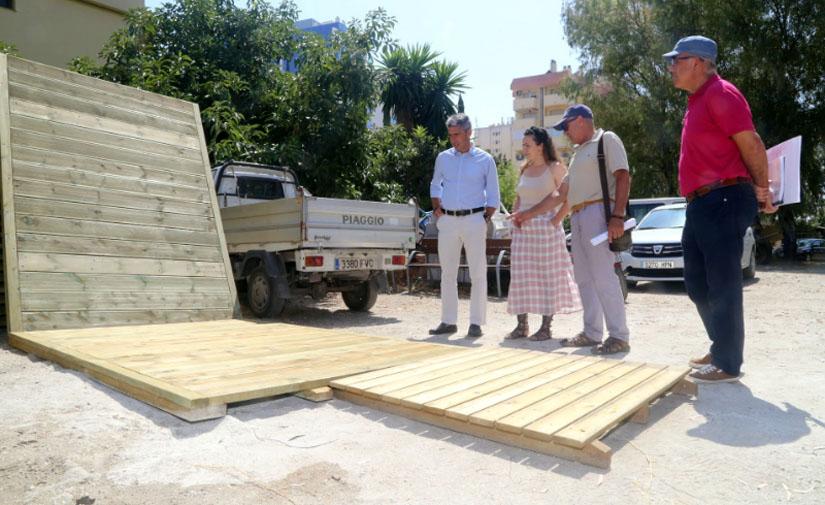 Benalmádena Instala pasarelas para hacer accesibles todas las playas urbanas del municipio