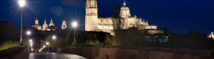 Salamanca ahorra 500.000 euros con el Plan Municipal de Ahorro y Eficiencia Energética