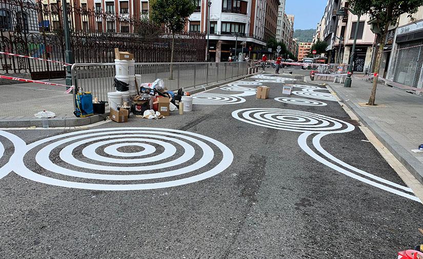 Bilbao apuesta por la peatonalización de los entornos de los centros escolares