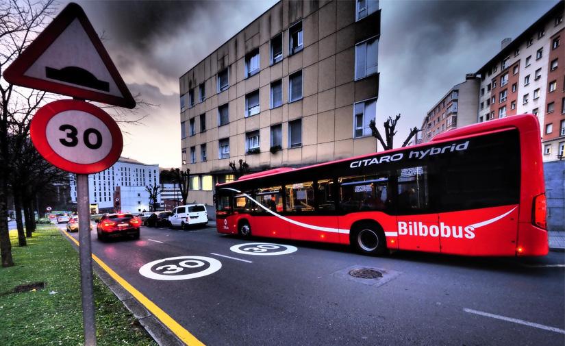 Bilbao gana el Premio de Seguridad Vial Urbana de la Semana Europea de la Movilidad 2020