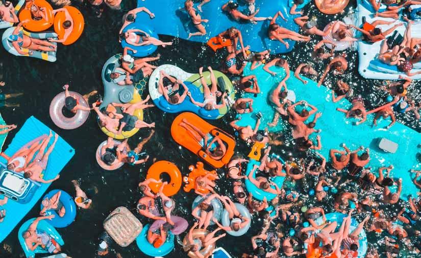 BiscayTIK, una herramienta para conocer en tiempo real el aforo en las piscinas municipales