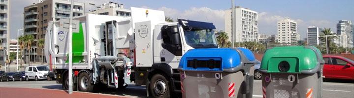 Urbaser presenta su primer camión 100% eléctrico de gran tonelaje para recogida selectiva residuos urbanos