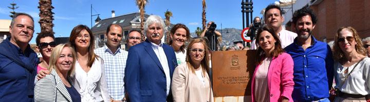 Fuengirola estrena el nuevo bulevar Alcalde Clemente Díaz Ruiz