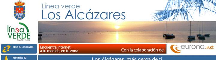 Los Alcázares ha tramitado ya el 94% de las incidencias comunicadas a través del servicio Línea Verde