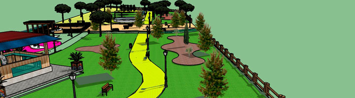 Las Rozas da el visto bueno al parque de La Marazuela que contará con un kiosko-bar, zona infantil e instalaciones deportivas