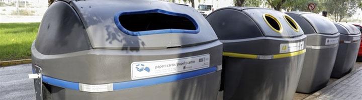 Mislata renueva todos los contenedores para la recogida de residuos