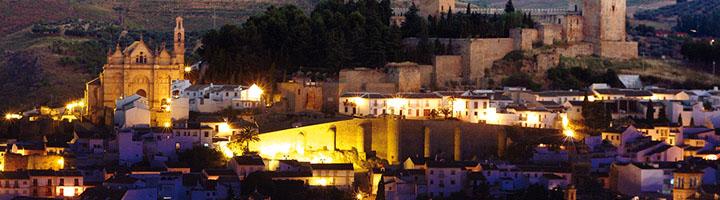 Antequera se sitúa a la cabeza de España en telegestión punto a punto de todo el alumbrado público del municipio
