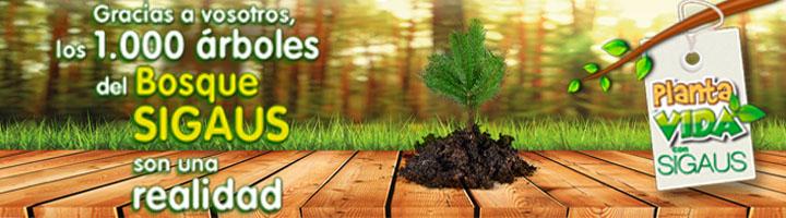 SIGAUS firma un convenio con el Ayuntamiento de Coslada para plantar el