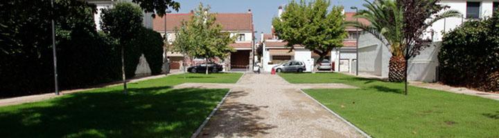 Getafe mejora sus accesos y zonas de estancia con un plan especial de rehabilitación de plazas y parques